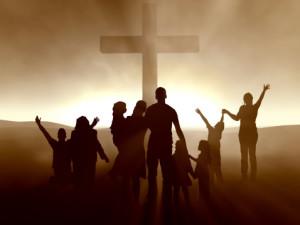 Christian-Group-at-Cross