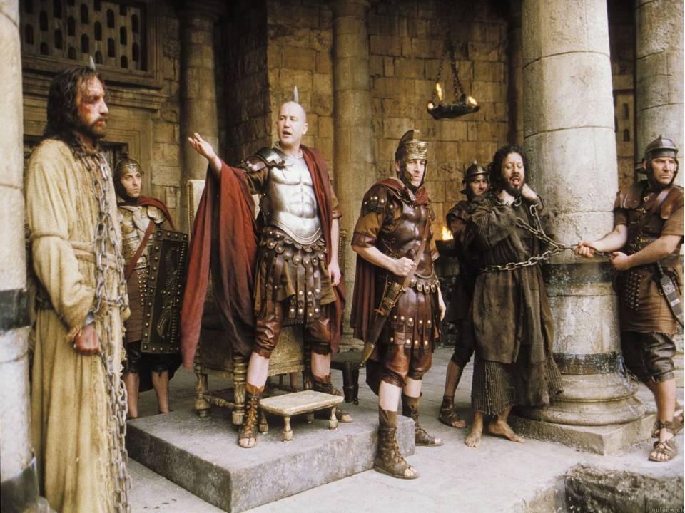 Jesus and Barabbas