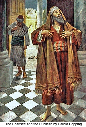 Pharisee Publican