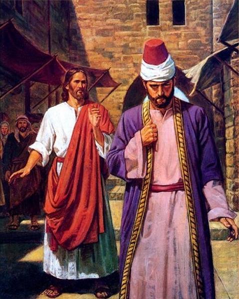 Rich Guy Jesus