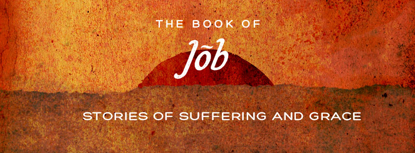 the suffering portrayed in the book of job Job's story invites us to consider what it means that god runs the world by wisdom, and how this truth can bring peace in dark times job is the last of the three books that explore these themes.
